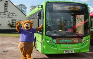 New Beartown Bus service launched