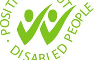 TSS is an approved 'two-ticks disability symbol' employer