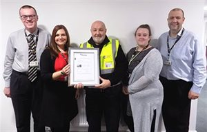 Transport Service Solutions confirmed again as a Quality service