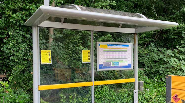 11 Bus Shelter cleaning programme 750x420
