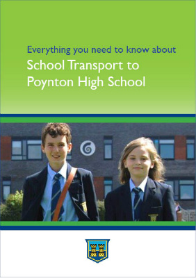 Everything you need to know about School Transport to Poynton High School
